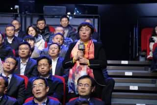 鱼台县司法部门负责人在问政现场