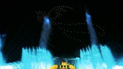 灯光秀、无人机表演、礼乐演出……夜间游拉动曲阜文旅融合发展