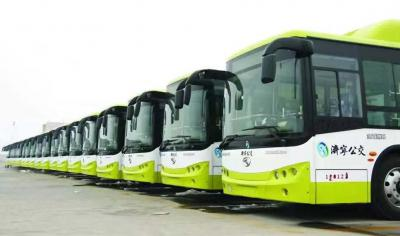 1月28日(大年初四)起,济宁部分公交线路停运