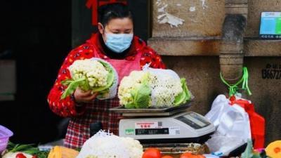 千方百计增加冬春蔬菜产量 农业农村部应对疫情保持市场充足供应