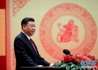 习近平总书记在春节团拜会上的讲话引发海外华侨华人热烈反响