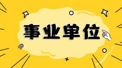 2020年山东省属事业单位招聘简章发布!快看都有哪些职位?