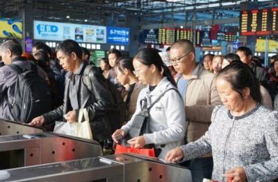 2020春运大幕开启 多部门联动应对30亿人次大迁徙