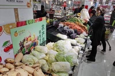 济宁大型超市成市民采购目的地,货源相对充足,价格波动不大