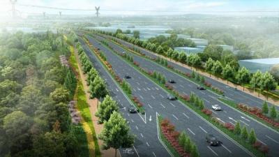 全力冲刺!济宁大道东延工程最新进展来了