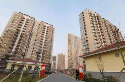 交舊房住新房,太白湖新區許莊街道村莊搬遷有了新模式