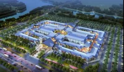 繁华可期!济宁这个地方将添四大城市综合体