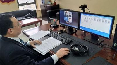 济宁市创新推行行政执法智能化网上办案系统