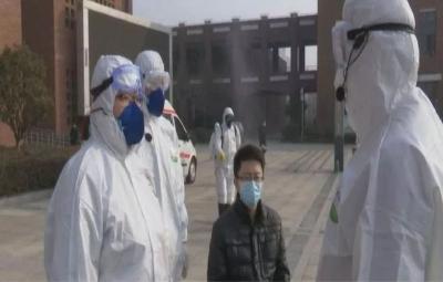 兖州区举办新型冠状病毒感染的肺炎疫情应急处置模拟演练