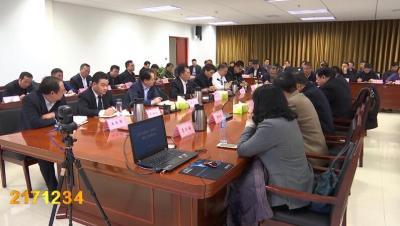 问政济宁·追踪|济宁市司法局连夜召开会议 第一时间落实整改