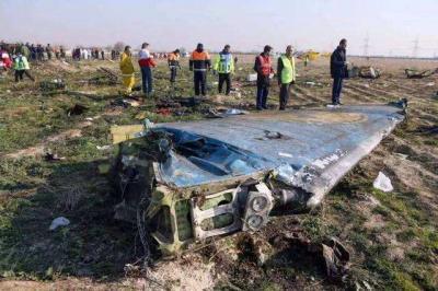 10秒内做了错误决定,伊朗承认击落乌航客机