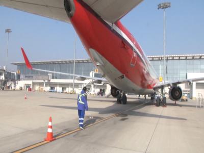 山東航空4月8日起恢復武漢進出港航班