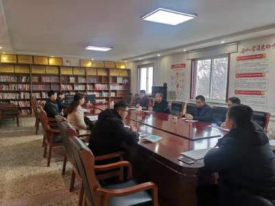 梁山县开展2019年度驻村第一书记考核工作