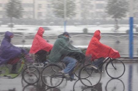 济宁春节假期有雨雪,探亲路上注意安全!