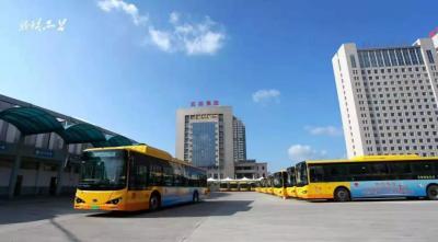 免费!济宁城际公交三十、初一免费乘坐