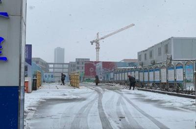注意!山东将再迎大范围降雪 部分地区有大雪