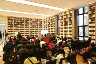"""我们的中国梦"""" 文化进万家  书香邹城全民读书会启动"""