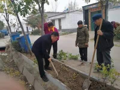 """金乡县胡集镇乡村振兴服务队""""三个+""""谱写乡村新画卷"""