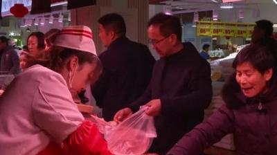 今起济宁连续七天投放储备猪肉 低于市场批发价10%