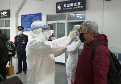 兗州區多部門聯動防控疫情 嚴把交通關口