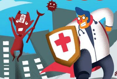 一圖科普|決戰!新型冠狀病毒感染的肺炎,這幾種方式戰勝它!