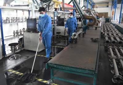 """""""在厂里上班,感觉很放心""""!汶上县快速行动组织企业复工复产"""