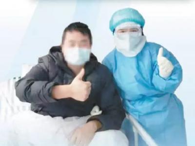 """人民日报点赞山东医疗队员:""""患者的笑容,就是奋战的动力"""""""