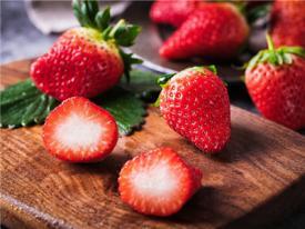 《半顆野草莓》