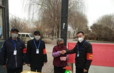 省吃俭用攒下200元 汶上74岁贫困户捐款助防疫