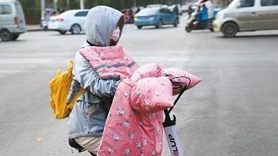 濟寧發布寒潮藍色預警信號 低溫天氣持續到18日