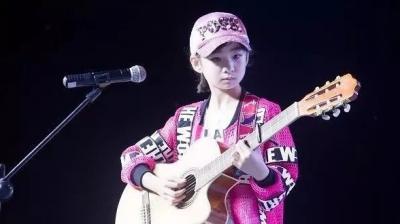 泗水13岁女孩原创歌曲火了!加油!拥抱明天!