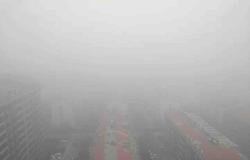 山東多地大霧持續 27-28日再迎大范圍雨雪天氣