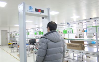 智能人體測溫系統在濟寧高新區研發成功 助力疫情防控