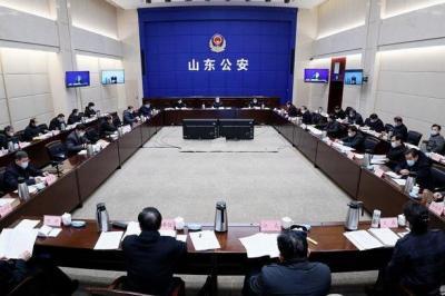 山東省新舊動能轉換綜合試驗區建設領導小組召開擴大會議
