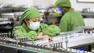 鲁抗医药产能已恢复90%,三条生产线日产200万支针剂