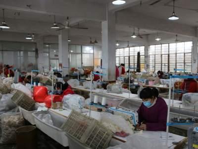 """泗河街道:企业复工""""规定动作""""一个不少"""