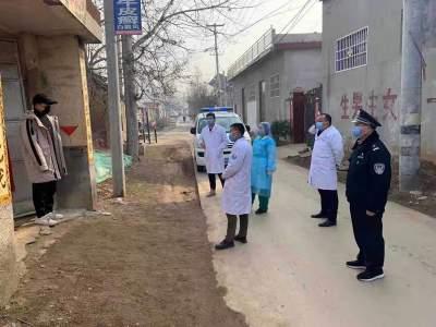 警察丈夫和醫生妻子  平安是他們的共同心愿