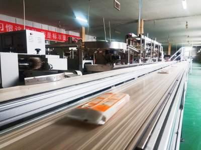 日產面粉超百噸 濟寧食品企業全力生產保供應