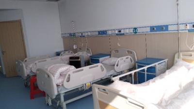 大別山區域醫療中心7名治愈患者出院 山東醫療隊重癥床位增至30張