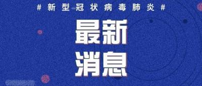 2020年2月26日0時至12時山東省新型冠狀病毒肺炎疫情情況