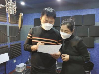 致敬白衣天使,濟寧籍歌手劉大成創作戰疫歌曲《盛放的白百合》