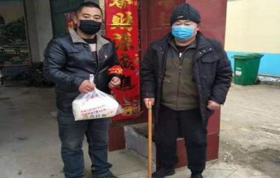 梁山县馆驿镇:小小购物队,服务大民生