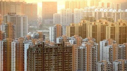 连续8个月中国超20城二手房价下跌