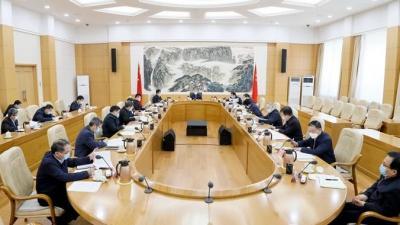 省委審計委員會召開第三次全體會議 圍繞中心服務大局全面加強審計監督
