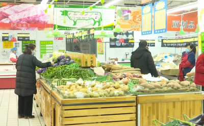 魚臺縣多部門聯動 確保疫情防控期間市場秩序穩定