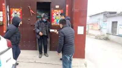 """有求必应!泗水有支行走在山村路上的""""帮办团"""""""