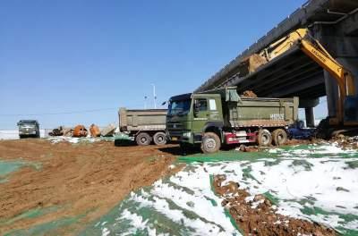提速攻堅 拉開架勢!濟寧主城區城建重點項目全部復工
