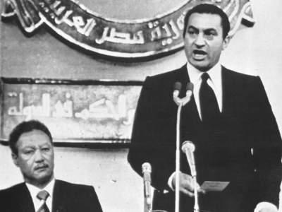 埃及前总统穆巴拉克病逝 终年91岁