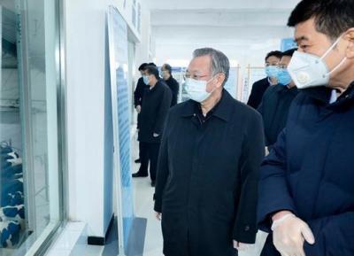 刘家义在淄博调研时强调 扛牢防控责任抓好复工复产 保持经济社会平稳健康发展