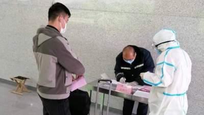 """鲁南高铁泗水站温馨""""扫描""""每位乘客"""